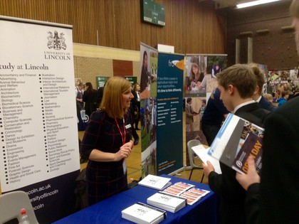 Post 16 options year 11 Careers Fair