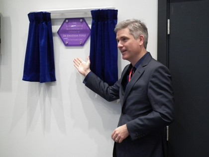 Science Centre Official opening