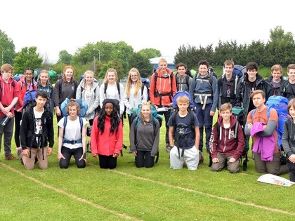 2015 Duke of Edinburgh