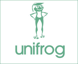 Unifrog button
