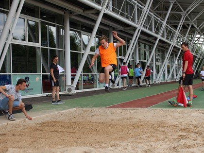 Sports Day 2016 Field Events