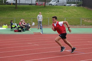 Sports day track events 3