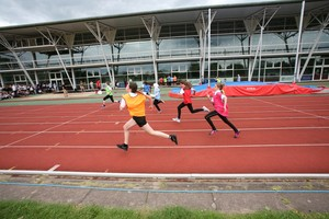 Sports day track events 7