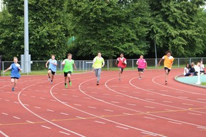 Sports day track events 9