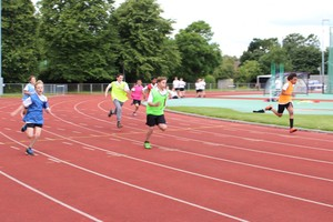 Sports day track events 10