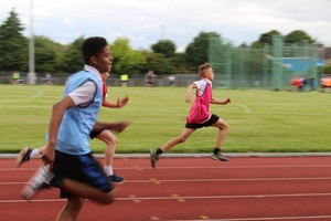 Sports day track events 15