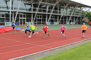 Sports day track events 19