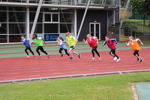 Sports day track events 20