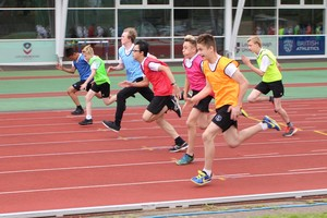 Sports day track events 22