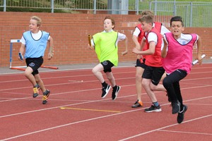 Sports day track events 28
