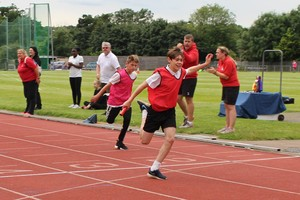 Sports day track events 38