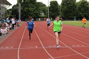 Sports day track events 40