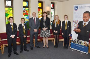 Nicky morgan visits delisle 1