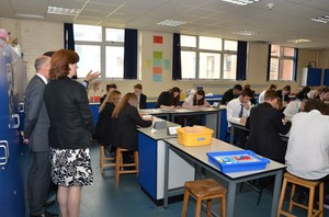 Nicky morgan visits delisle 2