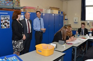 Nicky morgan visits delisle 4