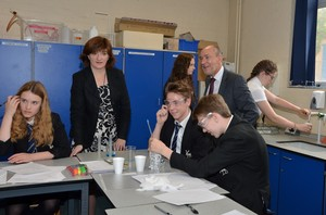Nicky morgan visits delisle 5