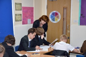 Nicky morgan visits delisle 7