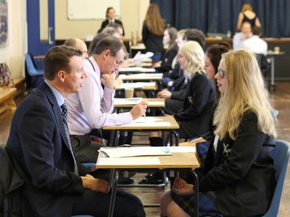 Yr 11 Interview Morning