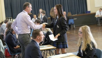 Year 11 Interview Morning