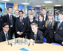 Mini chess tournament 1