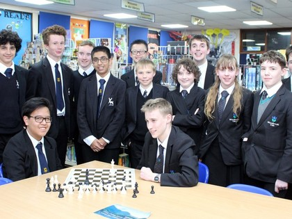 Mini Chess Tournament v Woodbrooke Vale
