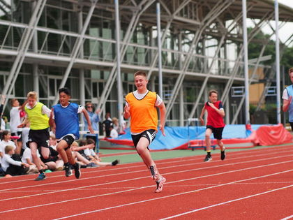 Sports Day 2017 Track Events