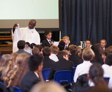 Y7 welcome mass 3