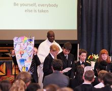 Y7 welcome mass 7