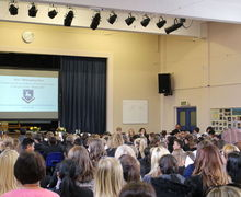 Y7 welcome mass