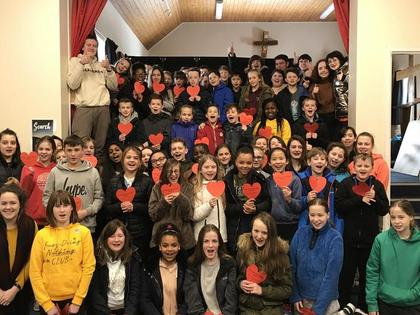 Year 7 at The Briars 2018