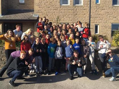 Year 7 at The Briars Oct 2018