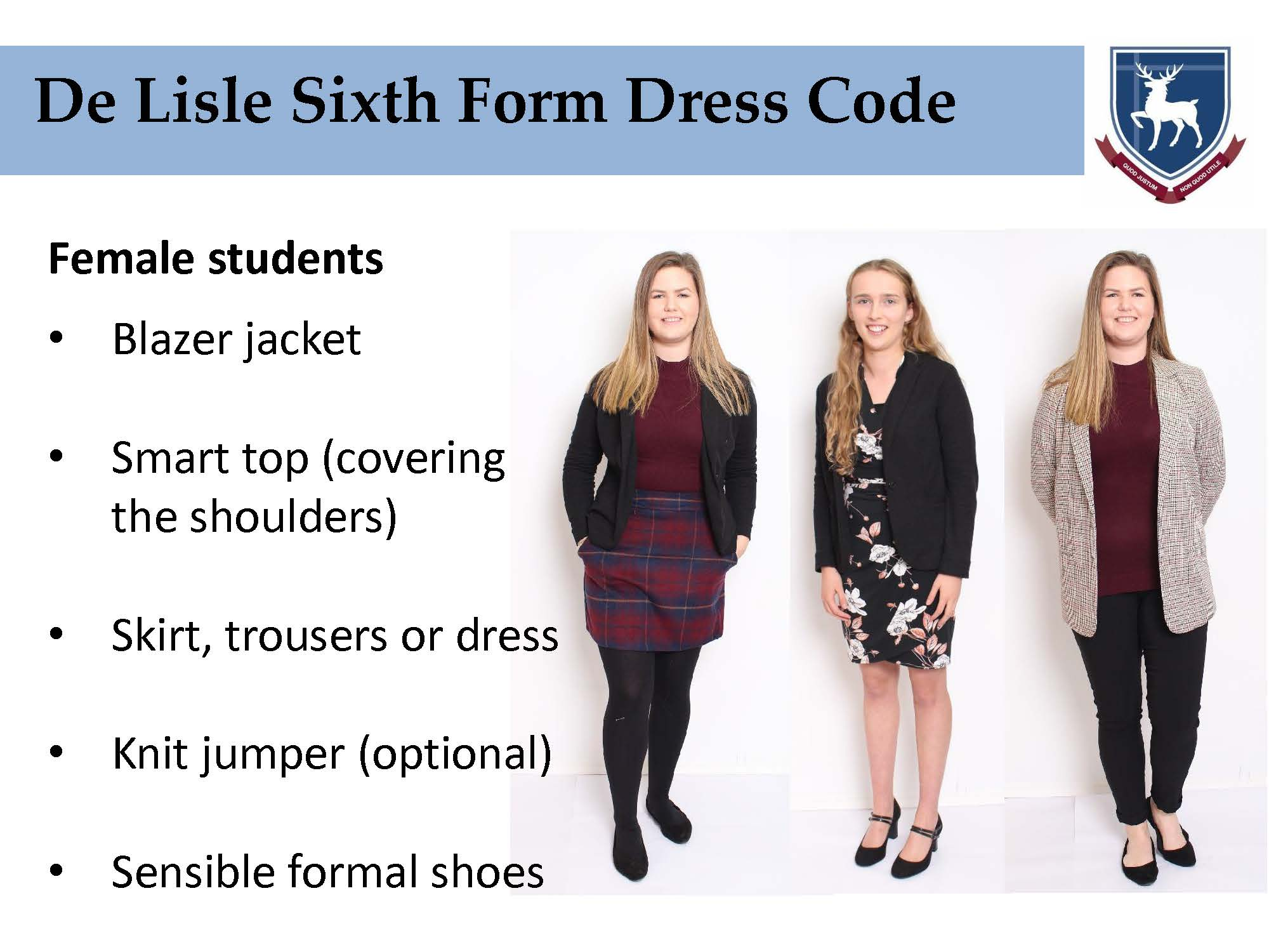 Sixth Form Dress Code brief Page 07