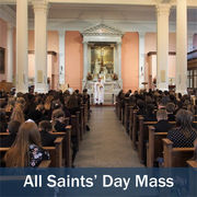10 all saints mass