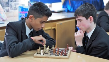 Winter Chess Tournament