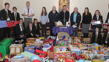 Carpenters Arms Christmas Appeal 2015