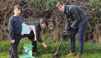 Eco Club Tree Planting