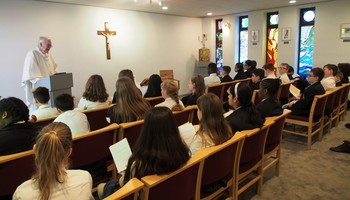 Class Mass and Lenten Liturgies