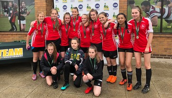 Under 14 Girls' County Cup Football Final