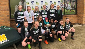 Under 16 Girls' County Cup Football Final