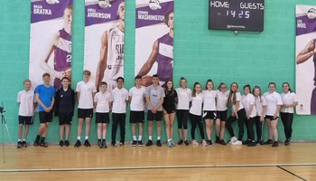 Visit to Loughborough University Sport Development Centre