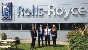 Rolls Royce Product Design Visit