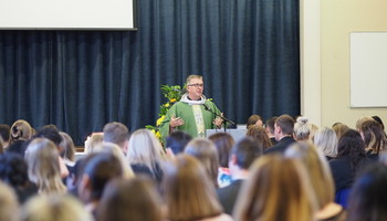 Year 11 Leavers' Mass