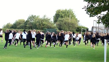 Year 7 Inter-House Cross Country
