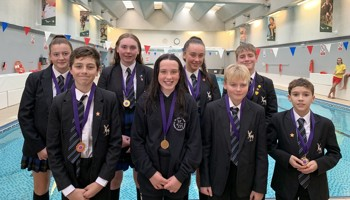 KS3 Swimming Gala Winners