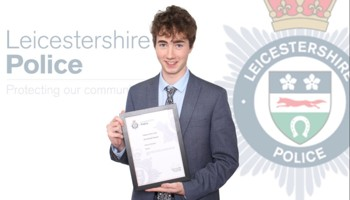 Finley - Police Cadet of the Year