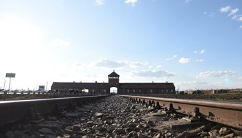 Our Journey Through Auschwitz.. And Theirs