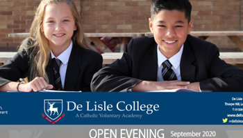 Open Evenings 2020