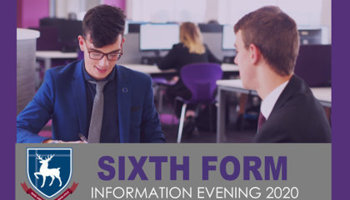 Sixth Form Information Evenings