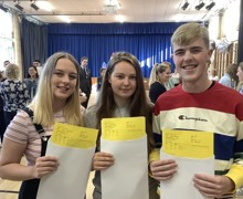 A level results 2