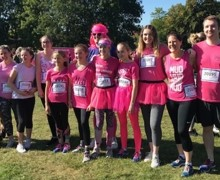Muddy Race for Life 1